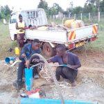 Brunnenbau in Tororo, Uganda