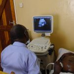 Krankenhaus Heilige Familie in Nangina, Kenia