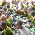 Das Watoto-Wetu-Centre - eine Schule für Waisenkinder im Slum Kariobangi in Nairobi, Kenia